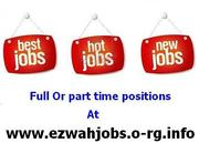 Urgently Reqd - 2 x Part Time Staff.