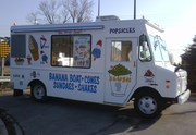 Ice cream driver wanted