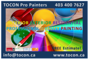 TOCON Pro Painters Calgary Cheap Fast Professional Painters. Affordabl